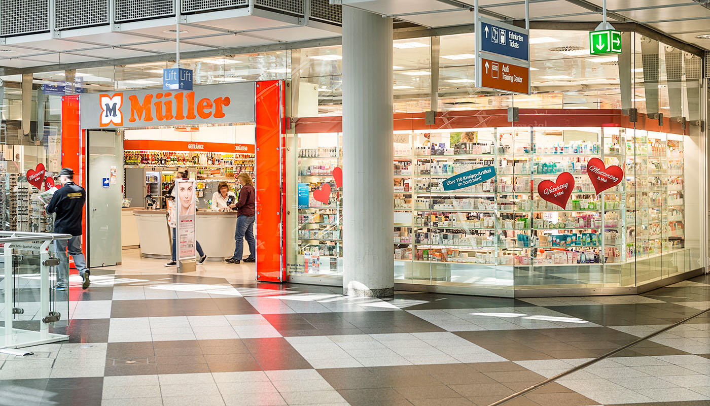 Müller Chemists Munich Airport