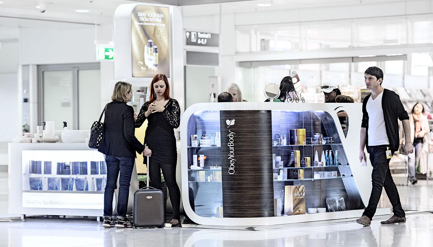 ShoePort Munich Airport