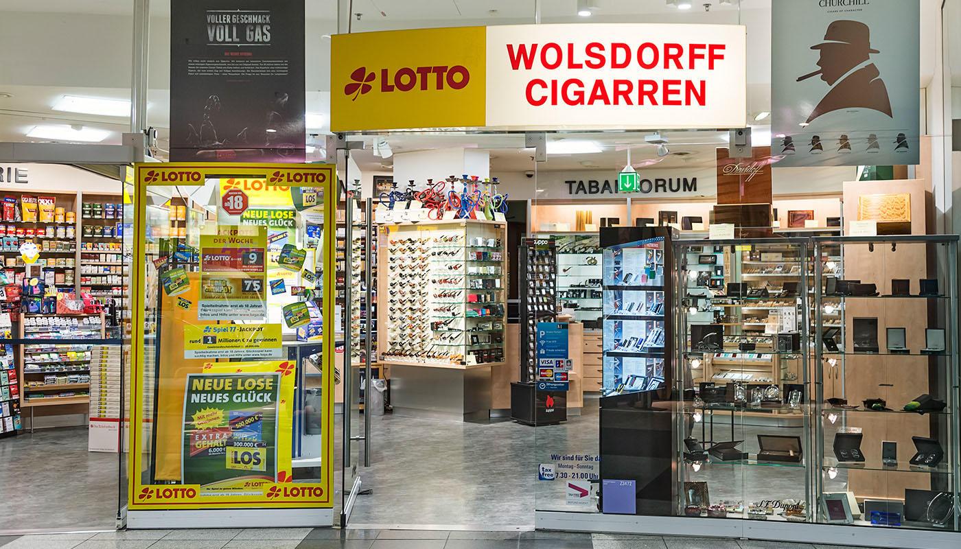 Wolsdorff Tobacco - Munich Airport