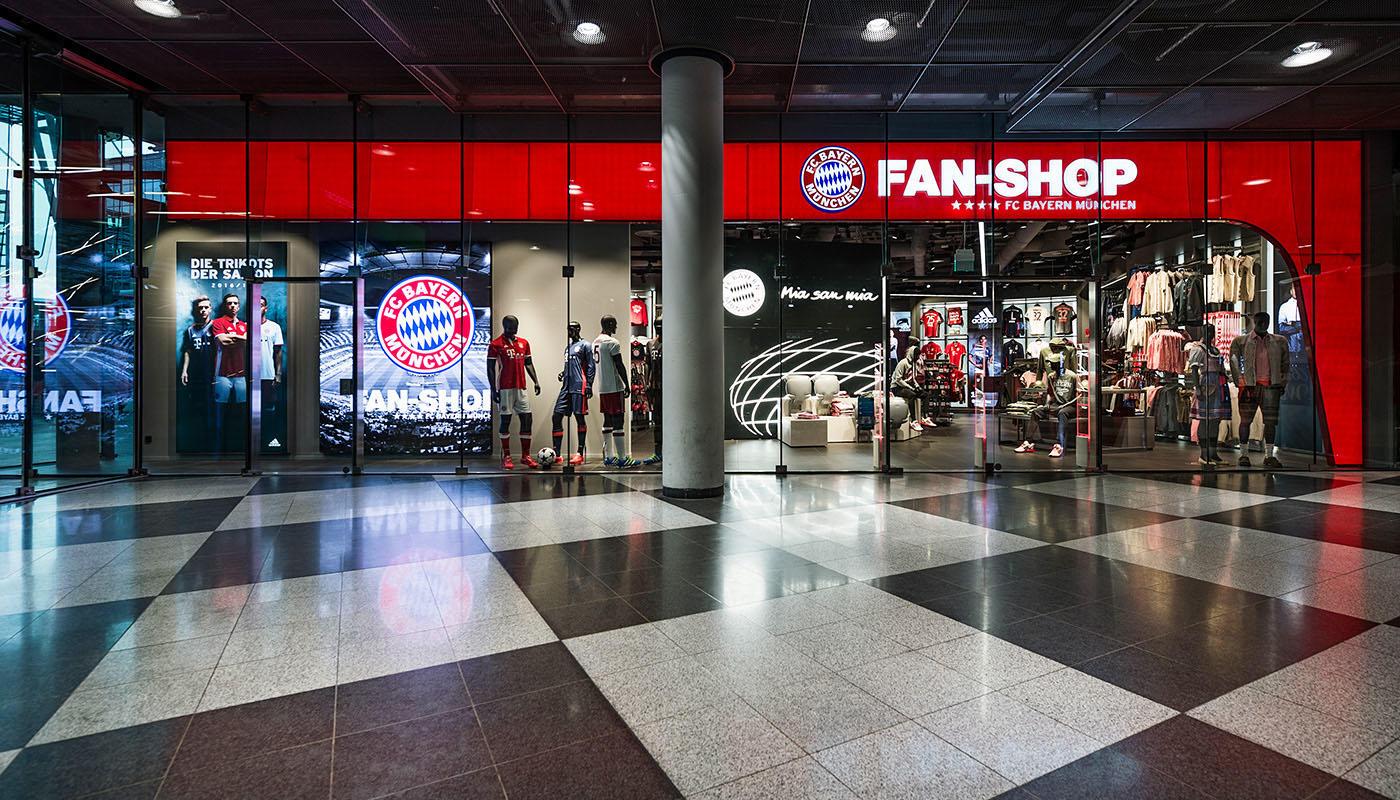 Bayern Munich Store