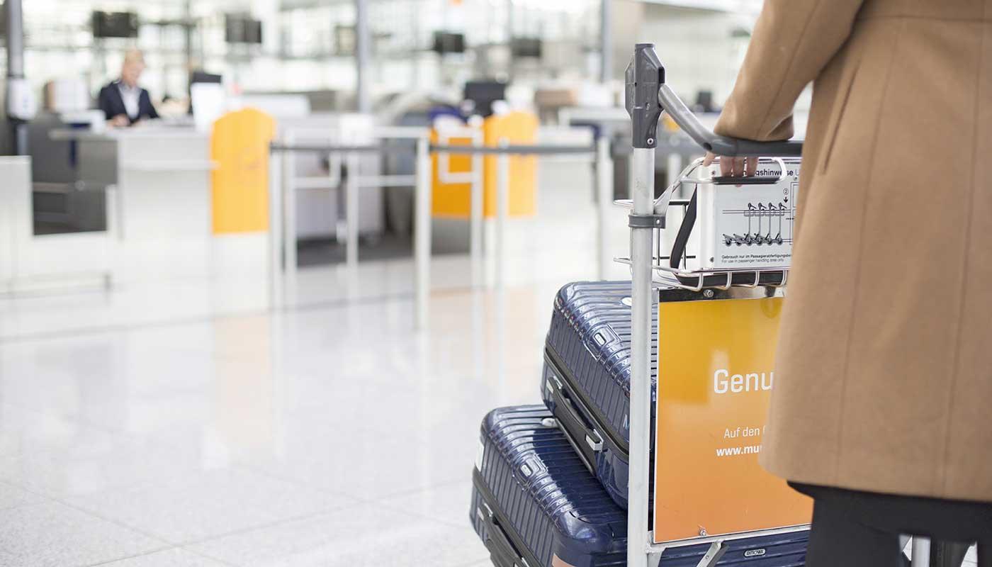 Baggage - Munich Airport
