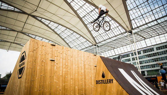 "Two-wheeled aerobatics to kick off ""Bike & Style"" at Munich Airport"