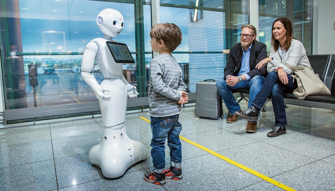 """Image result for ai robots public spaces"""""""