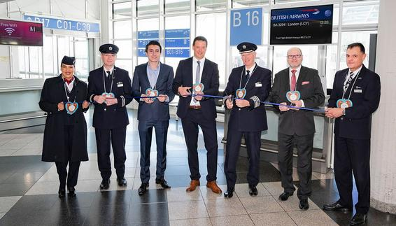 Ribbon Cutting Ceremony at Munich Airport