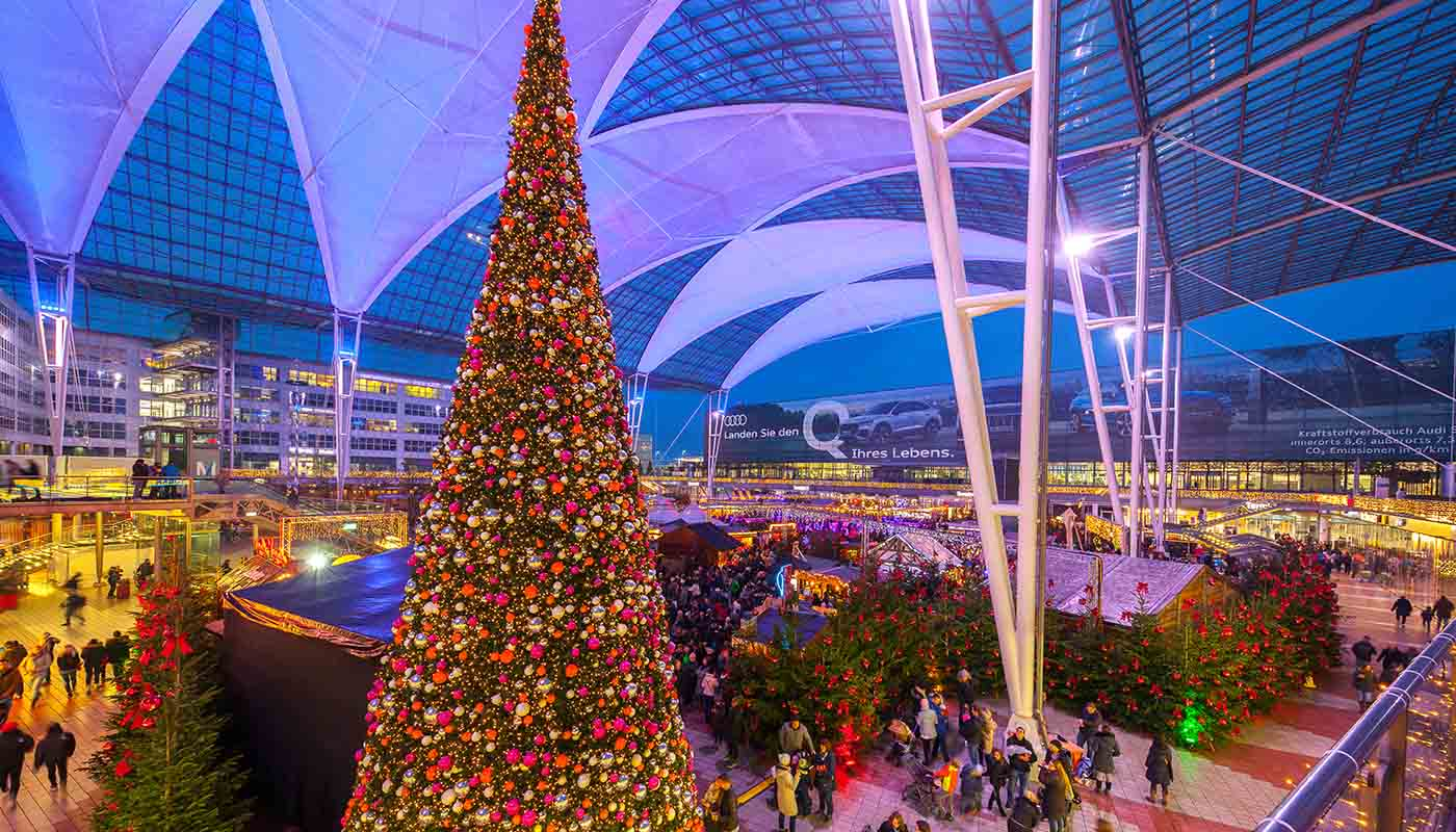 Munich Airport Christmas Market 2020 Christmas and Winter Market 2020   Munich Airport