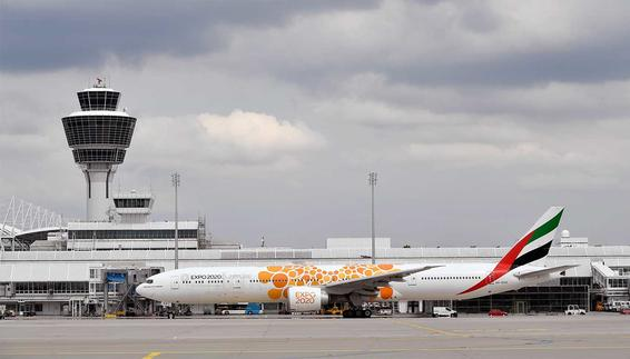 Emirates and Etihad Airways resume connections from Munich to the Gulf region