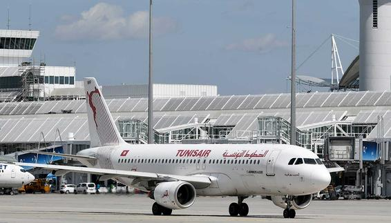 The Tunisair will fly again from Munich to the capital city of Tunis three times a week